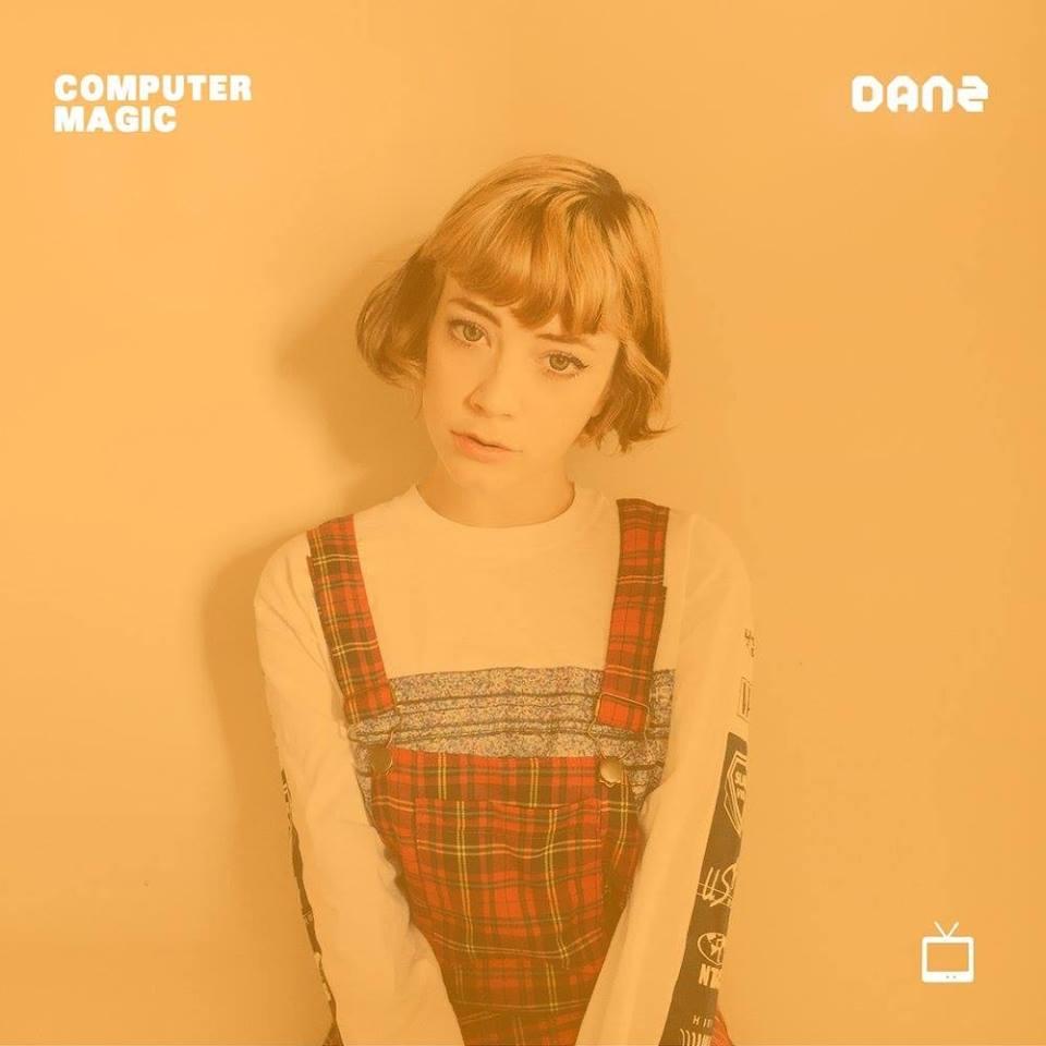 """Danielle """"Danz"""" Johnson, a.k.a. Computer Magic"""