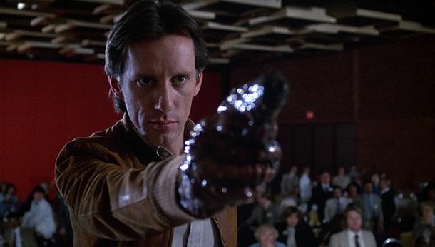 Videodrome by David Cronenberg (1983)